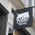 Castle Quarter Acrades - Blue Honey
