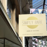 Castle Quarter Acrades - Simply Bare