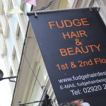 Castle Quarter Acrades - Fudge Hair Design