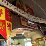 Castle Quarter Acrades - Castle Welsh Crafts