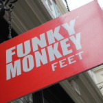 Castle Quarter Acrades - Funky Monkey Feet