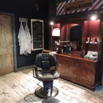 Castle Quarter Acrades - Jones the Barber